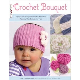 Crochet Bouquet For Baby - Design Originals