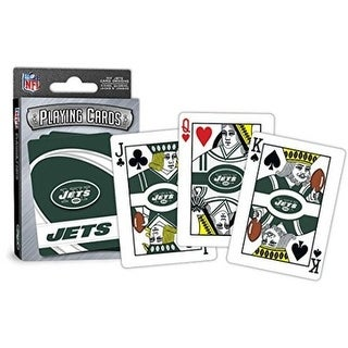 Master Pieces: Masterpieces New York Jets Playing Cards - Masterpieces New York Jets Playing Cards