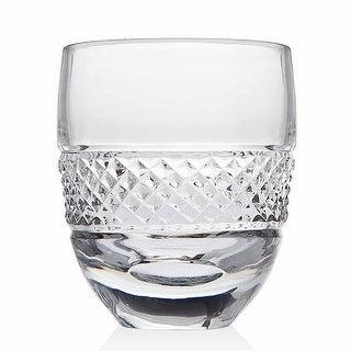 Godinger 2 oz Whiskey Leaded Crystal Shot Glasses Shooters - Set of 4