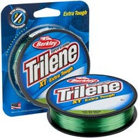 Berkley Trilene XT Monofilament Service Spool (10lb, Low-Vis Green)