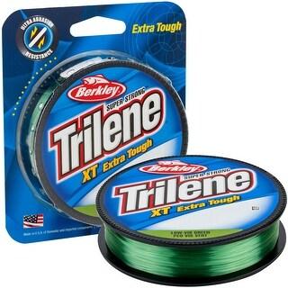 Berkley Trilene XT Monofilament Service Spool (10lb, Low-Vis Green)