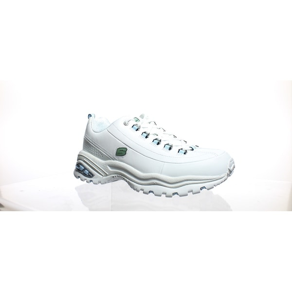 Blue Walking Shoes Size