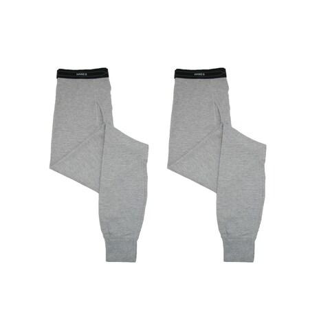 Hanes Men's X Temp Thermal Underwear Pants (Pack of 2)