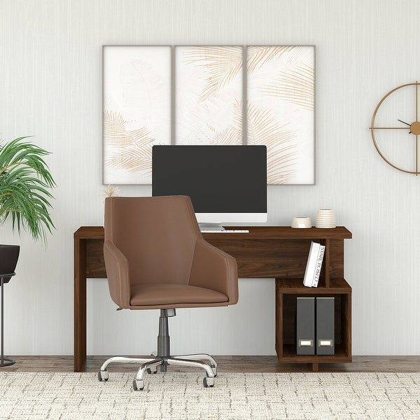 Madison Avenue 60W Writing Desk and Chair Set from kathy ireland® Home. Opens flyout.