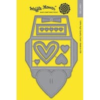 Waffle Flower Die-Love Notes