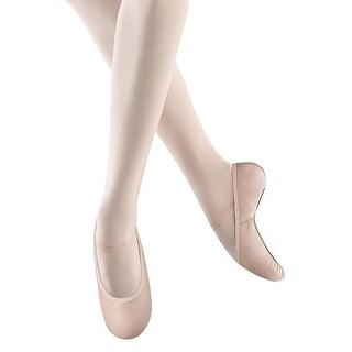 Bloch Dance Girls' Belle Full Sole Leather Ballet Slipper/Shoe
