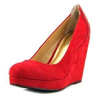 Red Wedges For Less | Overstock.com