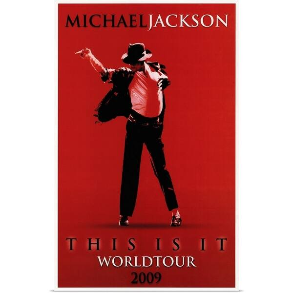 Shop Black Friday Deals On Michael Jackson This Is It Tour 2009 Multi Overstock 24138260