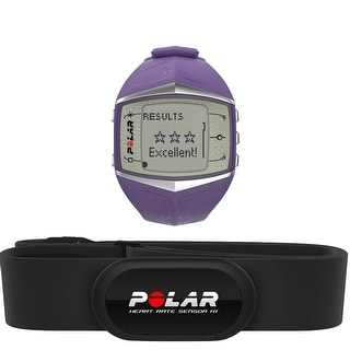 Polar FT60 Women's Fitness Training Heart Rate Monitor Watch