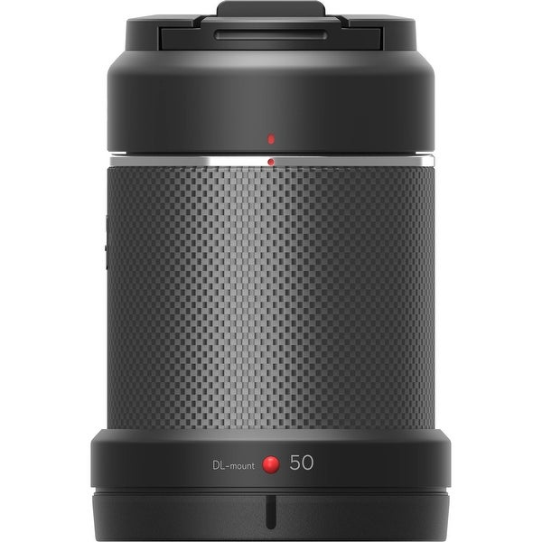 DJI 50mm f/2.8 ASPH LS Lens - Black