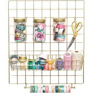 Gold - Crate Paper Washi Storage Kit