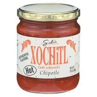 Xochitl Chipotle - Hot - Case of 6 - 15 oz