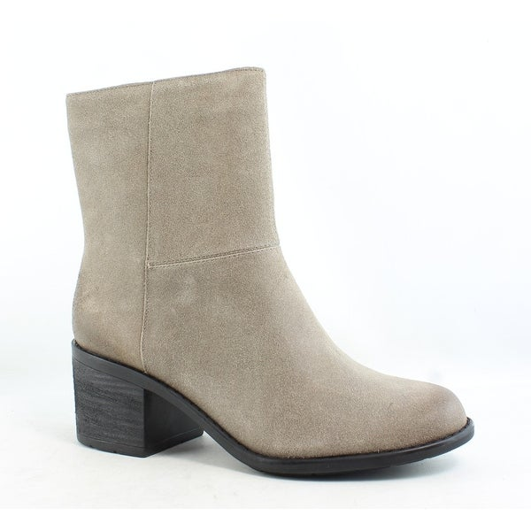 Shop Easy Spirit Womens Esilsa Taupe Ankle Boots Size 8.5 - On Sale ... d4dbdabf2928