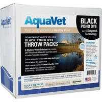 Aquavet Black Pond Dye With Suspend Technology