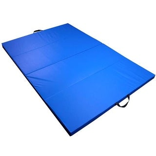 Brybelly Holdings Blue Childrens and Gymnastics 4 x 6 Tumbling Mat