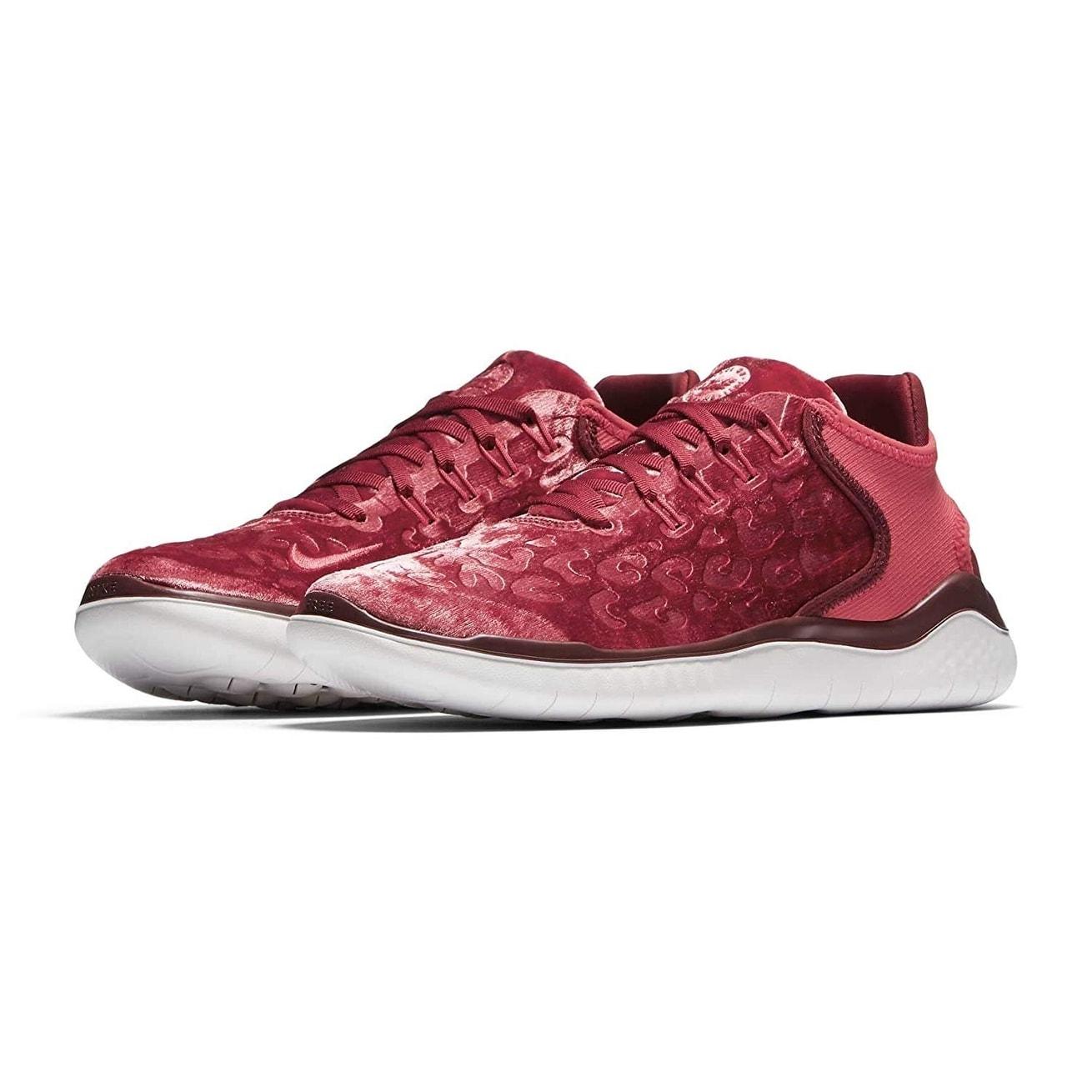 muy agradable Restaurar Extracto  Nike Women's Free RN 2018 Wild Velvet Running Shoe - Overstock - 28979716