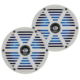"""Polk Um650Hrtl 6.5"""" Ultra Marine Hybrid Speakers - UM650HRTL"""