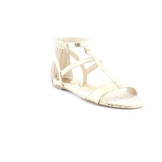 MICHAEL Michael Kors Bria Sandal Women's Sandals & Flip Flops Pale Gold