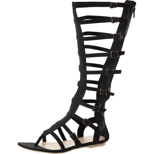 Very Volatile Atticus Women's Tall Gladiator Sandals