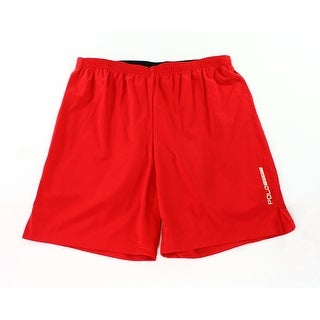 Polo Ralph Lauren NEW Red Mens Size Large L Compression Lined Shorts