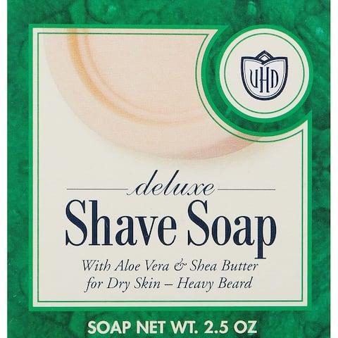 Van Der Hagen Basics, Deluxe Shave Soap, 2.5 oz