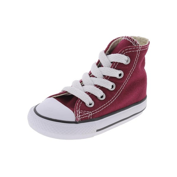 58fc6282a03495 Shop Converse Girls Chuck Taylor HI Fashion Sneakers Hightop Unisex ...