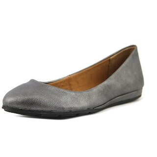 American Rag Aellie 1 Women Round Toe Synthetic Gray Flats