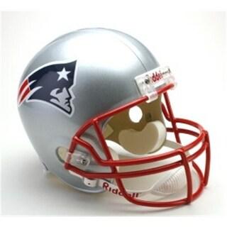 New England Patriots Riddell Deluxe Replica Helmet