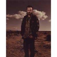 Sign Here Autographs 12791 Aaron Paul in-Person Autographed Photo