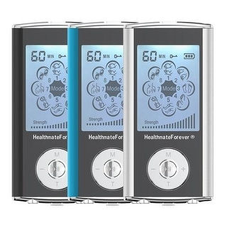 Healthmateforever HM8ML Tens Unit & Muscle Stimulator - Pain Relief Therapy