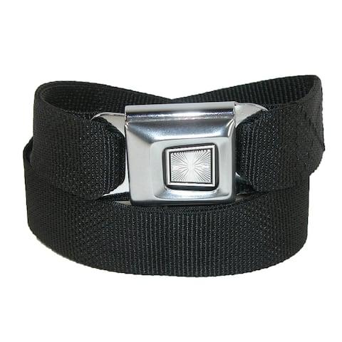 Buckle Down Plain Seatbelt Buckle Adjustable Belt - one size