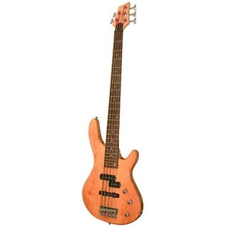 Kona 5-String Electric Bass