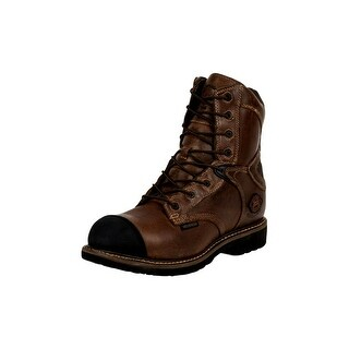 Justin Work Boots Mens WP Composition Insulated Rugged Utah