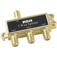 Rca VH48R Splitter -3 Way