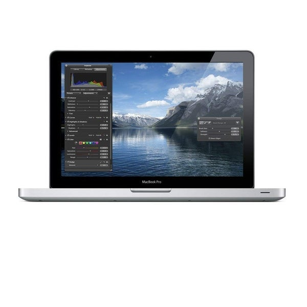 "Apple MacBook Pro MC374LL/A Intel Core Duo P8600 X2 2.4GHz 4GB 250GB 13.3"", Silver (Refurbished)"