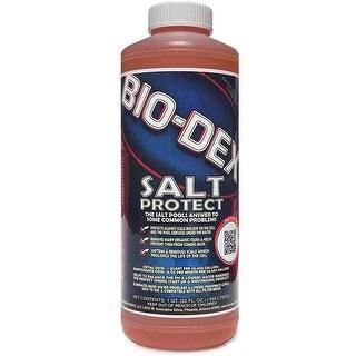 Bio-Dex Laboratories SALT32 12 x 1 qt Salt Protect Scale Control