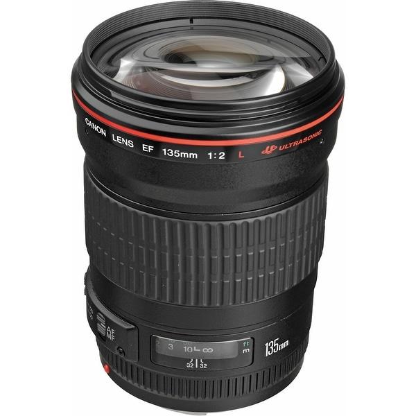 Canon EF 135mm f/2L USM Lens (International Model)