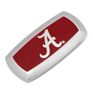 University of Alabama Crimson Tide Cushion Money Clip