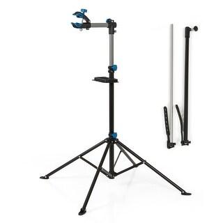 """Akonza Pro Bike Adjustable 43"""" To 75"""" Telescopic Arm Cycle Bicycle Rack, Portable"""