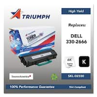 Triumph Remanufactured 2330D Toner Cartridge - Black Toner Catridge