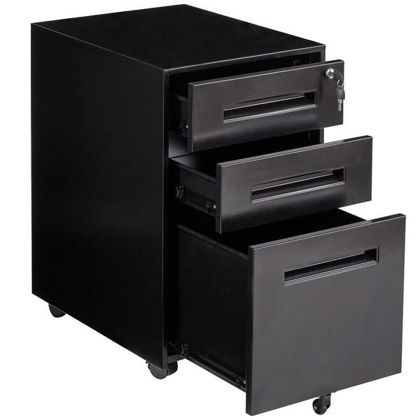 Rolling Heavy Duty File Cabinet 4 Drawer Office Furniture: Shop Rolling A4 File Cabinet Sliding Drawer Metal,Office