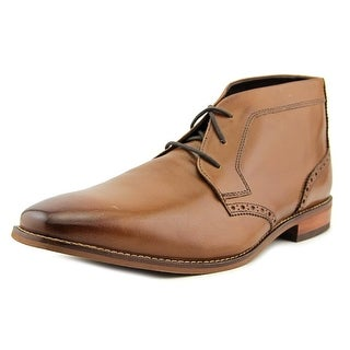 Florsheim Castellano Round Toe Leather Chukka Boot