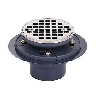 Miseno MCRD-4 Round Grid Shower Drain