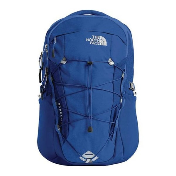 c335064997 The North Face Borealis Backpack Flag Blue Light Heather/TNF White - US One  Size