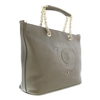 Versace EE1VOBBA1 E969 Taupe  Shoulder Bag - 13-11-5
