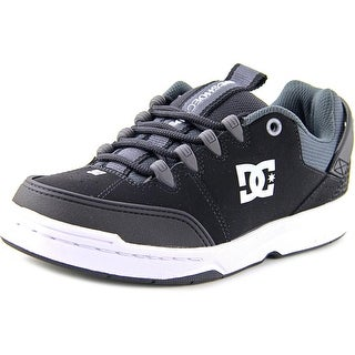 DC Shoes Syntax Men Round Toe Leather Skate Shoe
