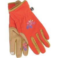 Miracle-Gro M/L Lady Syn Lthr Glove