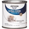 RustOleum S/G White Latex Paint - Thumbnail 0
