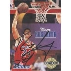 Tom Gugliotta Washington Bullets 1993 Skybox Rookie Autographed Card Rookie Card This item comes with a certificate