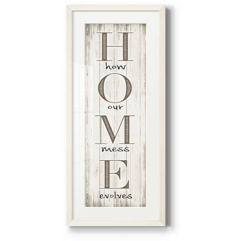 Home-Premium Gallery Framed Print
